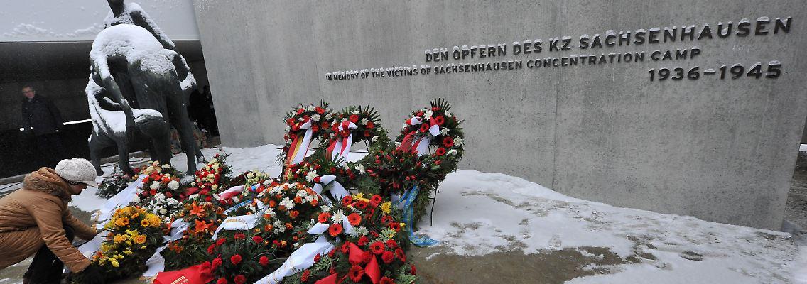 Holocaust Gedenktag Keine überflüssige Mahnung N Tvde