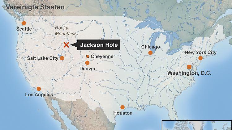 Keine Reise nach Jackson Hole: Draghi bleibt zu Hause - n-tv.de