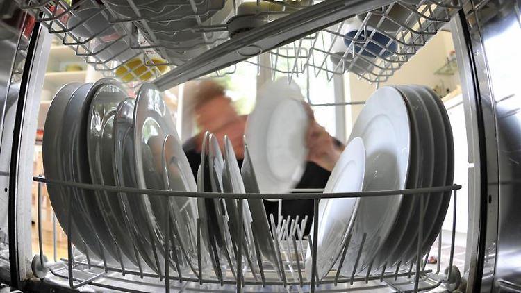 Spulmaschine Besser Langer Laufen Lassen Schnellprogramm Ist Teurer
