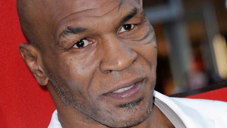 Mike Tyson kennt viele Ups und Downs in seinem Leben. Foto: Paul Buck