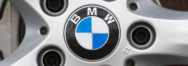 Themenseite: BMW AG