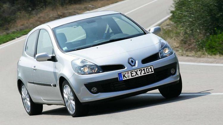 Reifeprüfung bestanden:Die dritte Generation des Renault Clio halten Kfz-Experten für deutlich zuverlässiger als die erste und zweite Auflage. Foto: Renault