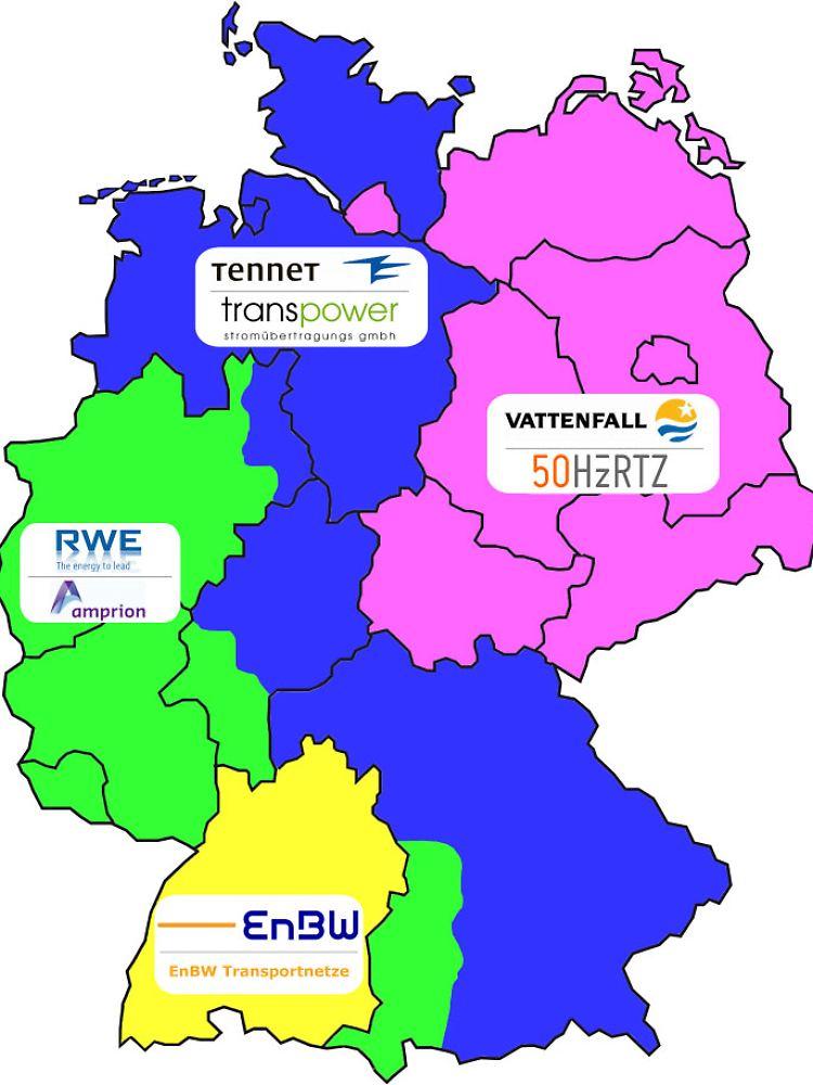 Chaos Im Deutschen Stromnetz Der Flickenteppich Bleibt N Tv De