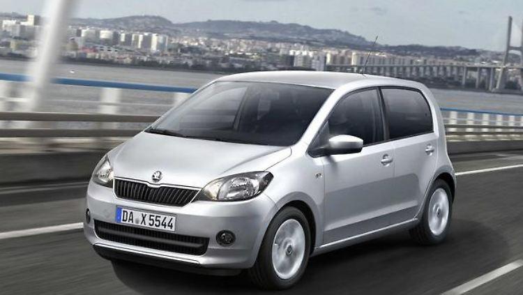 Als Fünftürer ausdrücklich für fünf Personen konzipiert: der Chevrolet Spark - zu haben ab 9290 Euro. Foto: Chevrolet