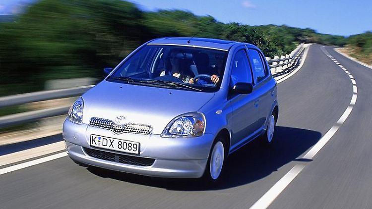 Im Grunde ein recht zuverlässiger Gebrauchtwagen: der Toyota Yaris. (Bild: Toyota/dpa/tmn)