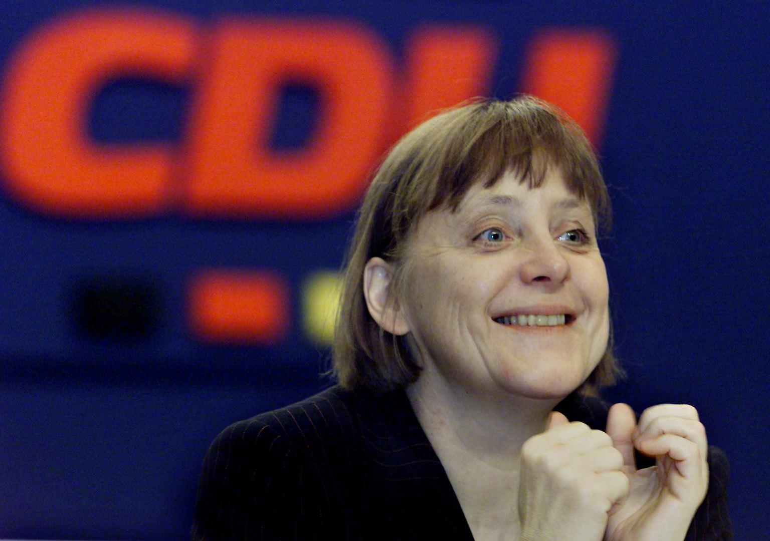 Angela Merkel Chronik Der Veranderung N Tv De