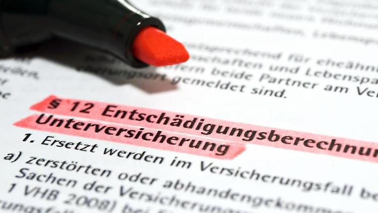 Hausrat Unterversichert Versicherung Zahlt Nicht Alles N Tv De