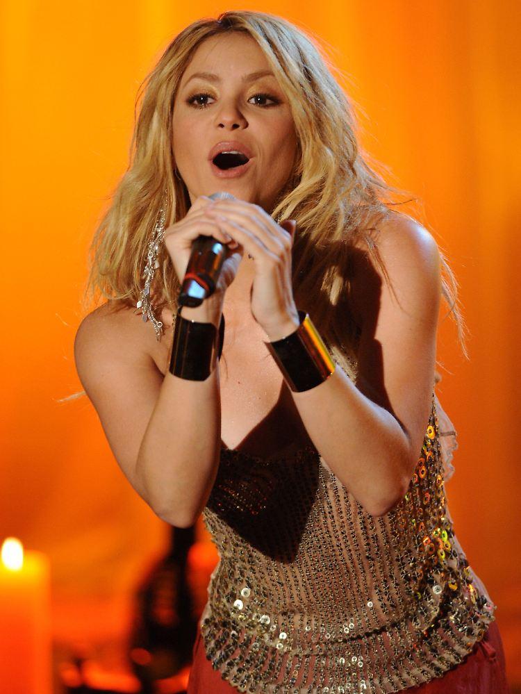 Waka Waka Shakira Singt Wm Song N Tv De