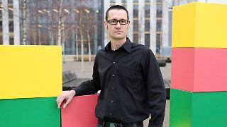 doodle-Erfinder und CEO Michael Näf (Foto: Flurina Rothenberger)