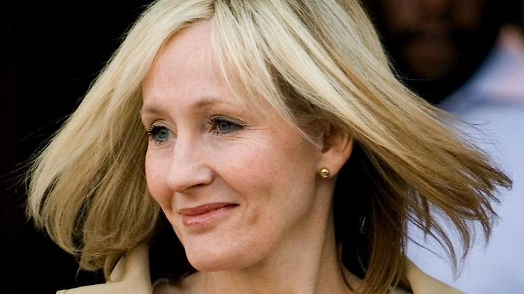 Joanne K. Rowling.