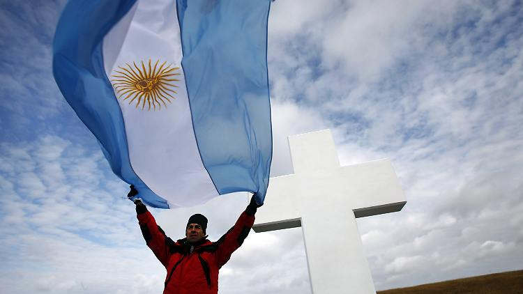 Argentinien steht ein stürmischer Dezember bevor.