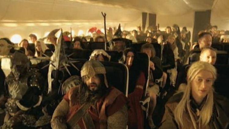 """""""Der Hobbit"""" Folgt Auf """"Der Herr Der Ringe"""""""