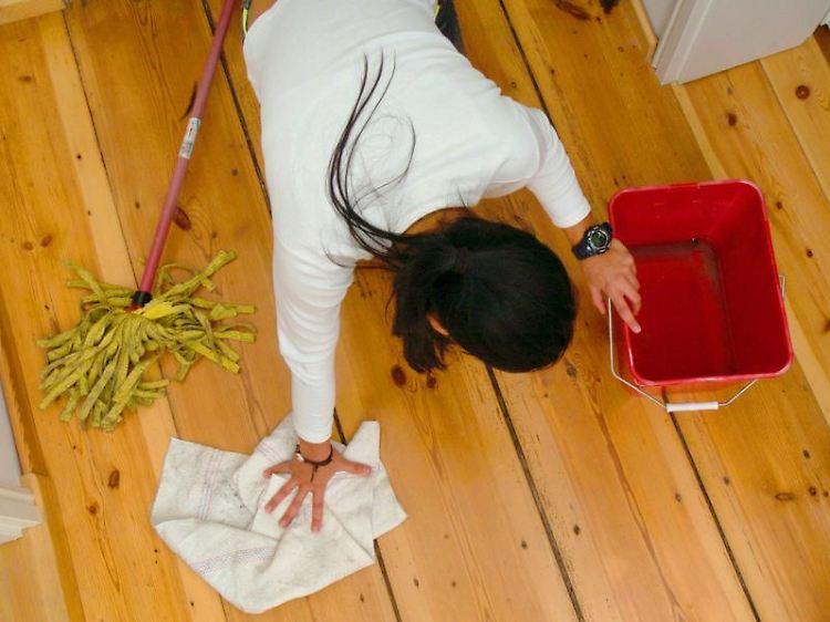 Saubere Sache Besenrein Heißt Nicht Putzen N Tvde